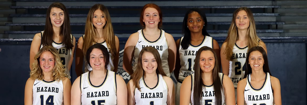 Hazard Girls Basketball 2019-2020